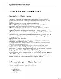 Shipping And Receiving Resume Shipping Receiving Clerk Resume Sample Examples Templates 27