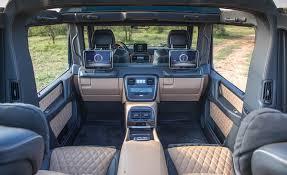2018 maybach g650. Interesting 2018 2018 Mercedes Maybach G650 Landaulet Interior Rear Dashboard Photo 38 Of  52 And Maybach G650