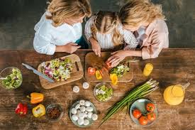 Childhood, adolescence, pregnancy, menopause, 75+: how your diet should  change with each stage of life