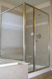 framed glass shower doors dc