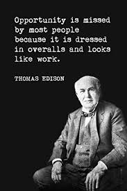 Thomas Edison Quotes Enchanting Amazon Opportunity Is Missed By Most People Thomas Edison
