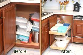 fascinating corner cabinet pull out shelf blind corner cabinet pull out shelf slide shelves com