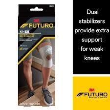 Futuro Stabilizing Knee Support Helps Relieve Symptoms Of Arthritis Moderate Stabilizing Support Medium