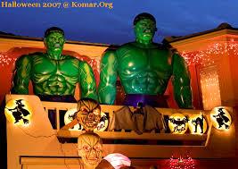 ... Halloween Hulk's ...