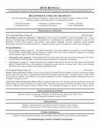 Architect Resume Sample Canada Best Of Free Resume Help For