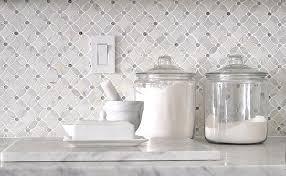 water jet cut custom design marble mosaic backsplash tile