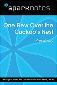 com one flew over the cuckoo s nest sparknotes literature  one flew over the cuckoo s nest sparknotes literature guide sparknotes literature guide series kindle edition