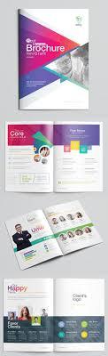 Best Brochure Templates Brochure Catalog Templates 2019 Design Graphic Design