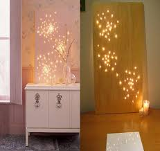 cheap diy lighting. Image Of: DIY Wall Decor Lighting Cheap Diy .