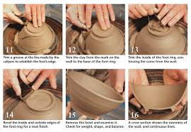 Great Tips For Trimming Pottery Bowls Ceramic Arts Network