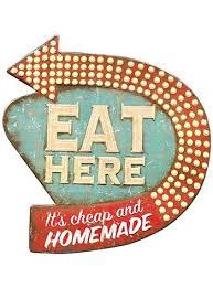 retro diner kitsch kitchen wall art by creative co op wall art plasticland on retro diner kitsch kitchen wall art with retro diner kitsch kitchen wall art by creative co op wall art