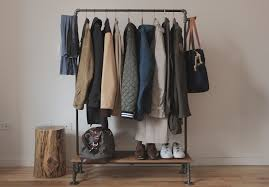 Black Pipe Coat Rack Pipe Clothes Rack Clothes Racks And Galvanized Pipe On Pinterest 40