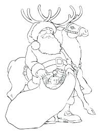 Rudolph Coloring Pages Coloring Pages Reindeer Coloring Pages Of And