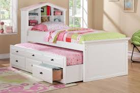 girls twin bed with trundle. Plain Twin Inside Girls Twin Bed With Trundle D