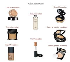 diffe makeup sponge types of foundations