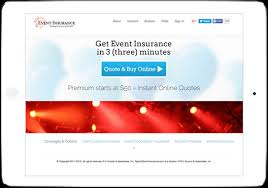 Online Insurance Quotes Gorgeous Quotes Compare Event Insurance Quotes