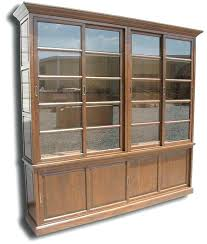 bookcases antique bookcase with doors antique bookcase with sliding glass doors sliding door designs sliding