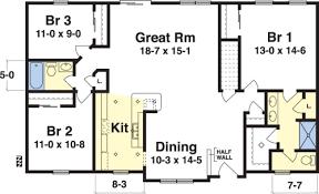 Simple Lake House Floor Plans  Homes ZoneSimple Floor Plan