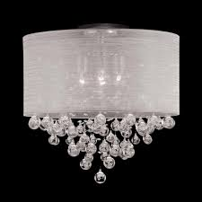 drum shade bubble globe crystal ball pendant light chandelier diy inspiration ceiling fan