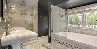 shower glass panel