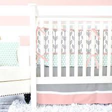 mini crib bedding set nursery pink and grey mini crib bedding also nursery furniture clearance in mini crib bedding set