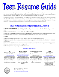 How To Do A Resume With No Experience Free Resume Example And