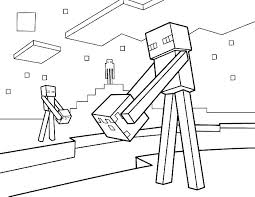 Free Printable Minecraft Coloring Pages Tyfconsultingcom