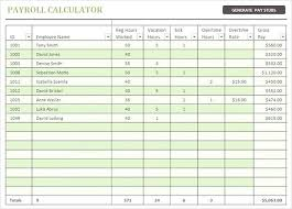 Salary Calculator In Excel Free Download Excel Payroll Calculator Template Free Download Prettier How