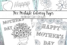 We use real footage that catches attention, practicing some basic. Free Printable Mother S Day Coloring Pages 4 Designs