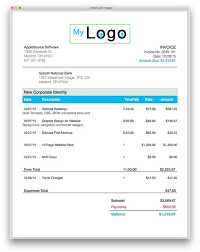 Mac Invoice Template Mac Pages Invoice Template Pages Invoice Template Best Resume