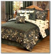 home and furniture endearing camo bed sets at com the woods white camouflage king