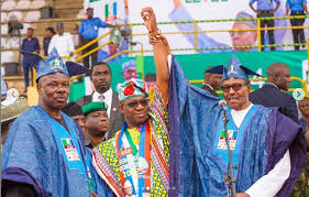 Image result for ogun rally