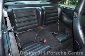 porsche 911 interior back seat. rear seat restoration kit 2 seats porsche 911 197489 interior back