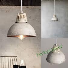 loft industrial vintage ceiling light hanging lamp pendant chandelier home decor
