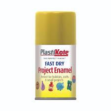Plastikote Colour Chart Plastikote Fast Dry Enamel Aero Spray Can