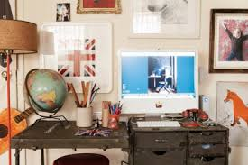 eclectic design home office. Fun And Eclectic Home Office O.. Design