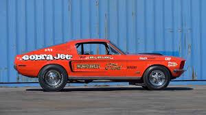 1968 Ford Mustang Cobra Jet Lightweight | S120 | Kissimmee 2017