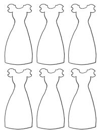 Small Picture Dress Coloring Page Miakenasnet