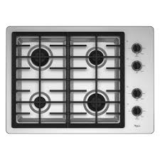 30 gas cooktop. Whirlpool W5CG3024XS 30\ 30 Gas Cooktop