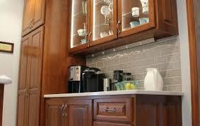 Cherry Kitchen Cabinets Titusville PA Fairfield Custom Kitchens