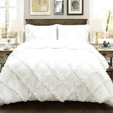 grey ruffle bedding set bedding comforter sets white ruffle comforter queen all white bed sheets cute
