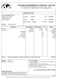 tally erp invoice customization format manufacturing invoice