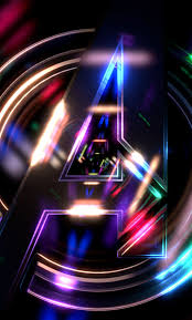 Avengers Neon Wallpapers posted by ...