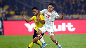 UAE manager Bert van Marwijk pleased with team's character after recovering  from early blow against Malaysia