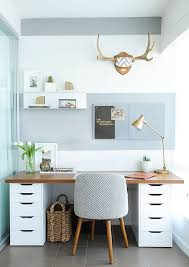 office living room ideas. wood and pastels productivityboosting study room ideas living office 0