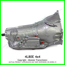4L80E Transmission 4WD, 4L80E 4x4, 4L80-E, 4L80, Heavy Duty 4L80E ...