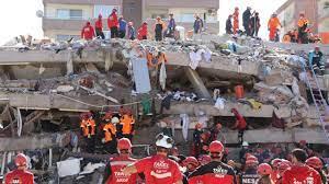 2020'de deprem nedeniyle tüm dünyada 201 kişi hayatını kaybetti, 163'ü  Türkiye'den!