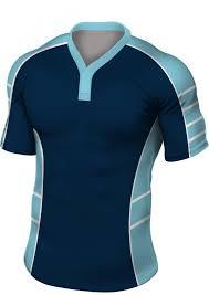 navy sky white rugby shirt shorts royal blue