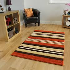 Large Living Room Rugs New Hand Carved Terracotta Striped Runner Rug Small Large Living