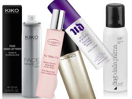 5 of the best make up fixing sprays